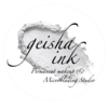 Geisha Ink Permanent make up