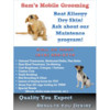 Trusted #1 Mobile Dog Groomer! - SAM`S MOBILE GROOMING