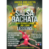 SALSA & BACHATA. First FREE Lesson with Javier and Katya